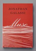 Muse : A Novel by Jonathan Galassi (2015, Hardcover, First Edition)