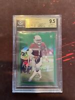 2019 Chronicles Luminance Update KYLER MURRAY Green RC /49 BGS 9.5 Rookie