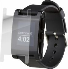 ZAGG - InvisibleSHIELD Screen Protector for Pebble SmartWatch Clear HXPEBSWS-F0B