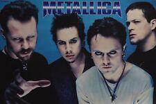 METALLICA - A3 Poster (ca. 42 x 28 cm) - Clippings Fan Sammlung NEU