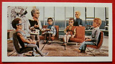 Barratt THUNDERBIRDS 2nd Series Card #45 - At Home with the Tracy Family