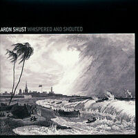 Aaron Shust : Whispered and Shouted CD (2007) BRAND NEW FACTORY SEALED