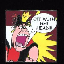 Villains Comic Book Mystery Queen of Hearts Disney Pin 87517