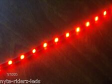"MERCEDES PORSCHE LOTUS BMW  RED 12"" 5050 SMD LED STRIPS"