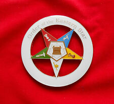 Masonic - Order of Eastern Star/O.E.S. Car/Auto Emblem  (PSC020)