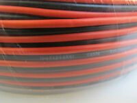 SPEAKER CABLE 2 CORE 100M DRUM RED/BLACK UNIVERSAL FOR ALL HIFI EQUIPMENT