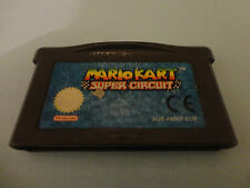 Mario Kart Super Circuit  (Nintendo Game Boy Advance, 2001)