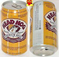 WASHINGTON REDSKINS SUPER BOWL HEAD HOG GEORGE STARKE FOOTBALL SPORT DC BEER CAN