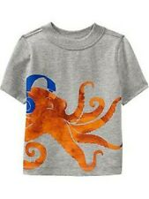 54% OFF! AUTH OLD NAVY BOY'S GRAPHIC TEE 4T / 3-4 YEARS BNEW US$10.94+