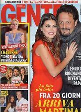 Gente 2017 4#Enrico Brignano & Flora Canto,Lily Rose Depp, Fedez-Chiara Ferragni