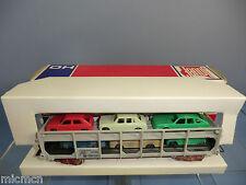 JOUEF MODEL No.6540 STVA  6 CAR TRANSPORTER BOGIE  WAGON  MIB