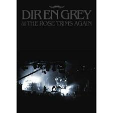 Dir En Grey - The Rose Trims Again (NEW DVD)