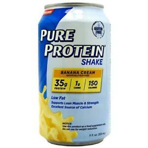 Pure Protein Pure Protein Shake Banana Cream