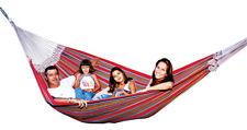 Brazilian Family Double Hammock + FREE SHIPPING
