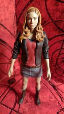 """Doctor Who Amy Pond Mini Skirt Leather Jacket 11th Dr Companion 5"""" Figure Loose"""