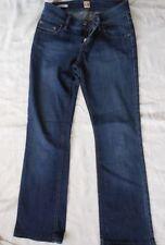 Indigo, Dark wash High Petite L28 Jeans for Women