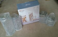 Maxwell & Williams Olde English Set of 4 Gift Boxed Storage Jars Brand New