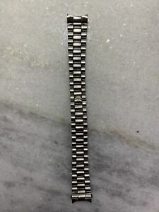 MENS Rolex 18K WHITE GOLD PRESIDENT WATCH BAND Used