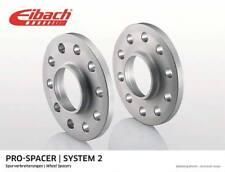 2 ELARGISSEUR DE VOIE EIBACH 10mm PAR CALE = 20mm AUDI A3 Décapotable (8P7)