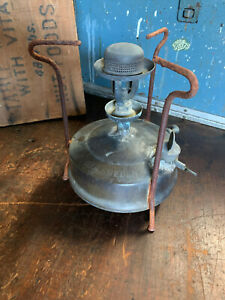 Antique A.B.Optimus Camp Stove Made in Stockholm Sweden