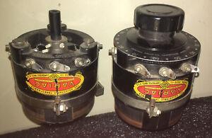 Variac General Radio Type 200 B Variable Transformer 200B 115V 50-60 IA Vtg Lot