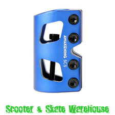 FLAVOR Scooter Awakening SCS Clamp - Blue