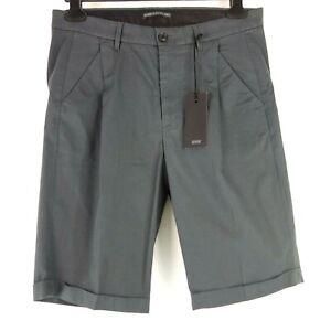 Drykorn Herren Shorts Bermuda Kurze Hose Chino Grau Modell Fired Np 99 Neu