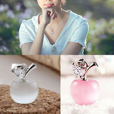 New Women Personality Apple Moonstone Pendants Jewelry Without Chain For Gift