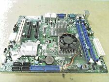 SuperMicro X7SLA-H Flex-ATX Server Motherboard with CPU Heatsink and Fan