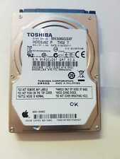 "Apple Toshiba 2.5"" SATA HDD 500GB Model: MK5065GSXF PCB G002706A"