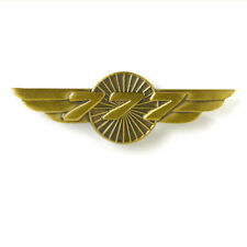 Boeing Wings Pin 777 NEU Anstecker Uniform original Boeingstore aus Seattle