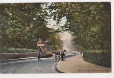 New Bridge Wolverhampton Tram Postcard B618