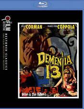 Dementia 13 (Blu-ray Disc, 2016, The Film Detective Restored Version)