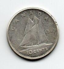 Canada - 10 Cent 1963