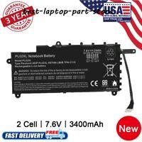 7.6V Battery For HP Pavilion 11-n x360 PL02XL 11-n010dx 751875-001 751681