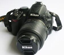 Nikon D3100 14.2 MP Digital SLR Camera - Black (Kit w/ AF-S DX VR 18-55mm Lens)
