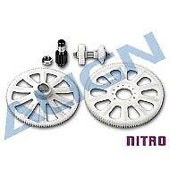 Getriebe Umrüstset 700 CNC von Align für Trex 700