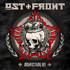 Ostfront : Adrenalin CD (2018) ***NEW*** Highly Rated eBay Seller, Great Prices
