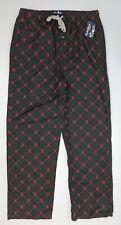 Psycho Bunny Pajama Pants Men's Size Large Pinot Diag PB4108