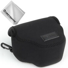 Camera Case Bag for Canon PowerShot SX430,SX420,SX410,SX400,SX510,SX500 A01