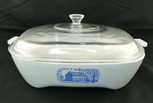 On Sale Amana Radarange 7 inch Round Browning Skillet  Baking Dish Corning Ware