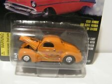 1997 Racing Champions Hot Rod 1:51 1941 Willys Street Machines Special Issue 97B