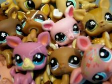 LITTLEST PET SHOP Lot of 2 Random Deer Jungle Animal Figures 100% Authentic