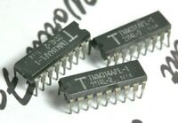 1pcs - TOSHIBA TMM314APL-1 Integrated Circuit / IC - NOS