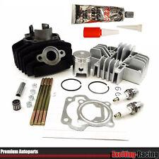 Cylinder Gasket Piston Ring Kit Set Top End Bike For Yamaha PW 80 PW80 1983-2006
