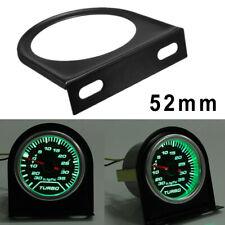 Universal Car Auto Duty Gauge Meter Dash Mount Pod Holder Cup 52mm 2inch Black