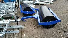 JSA Ballast flat roller Grass 1.5m 610mm diamiter 8mm TRACTOR ATV QUAD BIKE 4X4