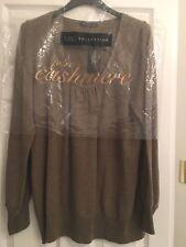 BNWT Size 20 Cashmere Jumper Autograph