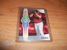 2007 Ultimate Collection Brandon Webb Arizona Diamondbacks Baseball Card #6 /450
