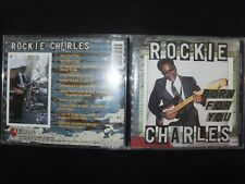 CD ROCKIE CHARLES / BORN FOR YOU /
